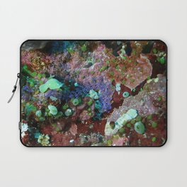 Long convoluted purple nudibranch Laptop Sleeve