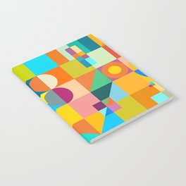 Shapes & Colors Notebook