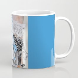 PEOPLE iN SUiTS Coffee Mug