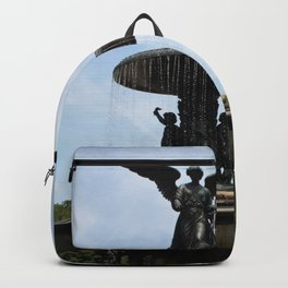 Bethesda Fountain Backpack