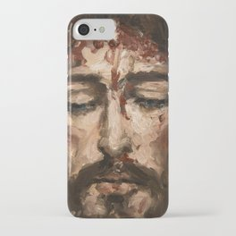 Holy Face of Our Lord Jesus Christ III iPhone Case