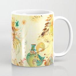Fée de l'Automne Coffee Mug