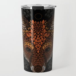 Fox Face Travel Mug