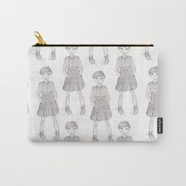Jumper girl Carry-All Pouch