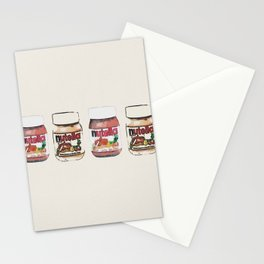nutella-328 Stationery Cards