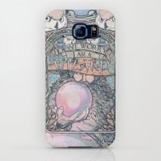 Wizard print Slim Case Galaxy S6