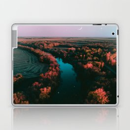 north dakota fall Laptop & iPad Skin