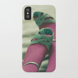 The End of the Night iPhone Case