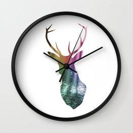 Forest Watcher Wall Clock