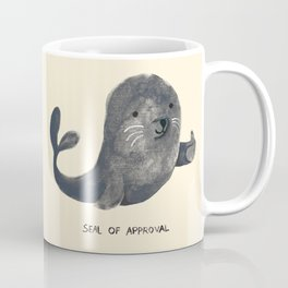 Seal Of Approval Coffee Mug
