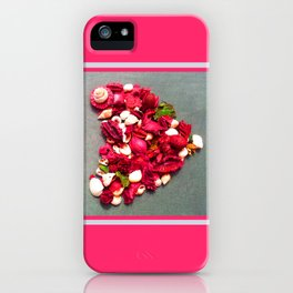 The Scent of Love iPhone Case