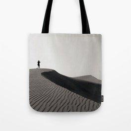 Sand Dunes of Maspalomas Tote Bag
