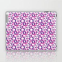 Oblong Pattern Laptop & iPad Skin
