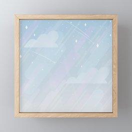 Foggy Morning Framed Mini Art Print