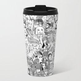 Horror Vacui Travel Mug