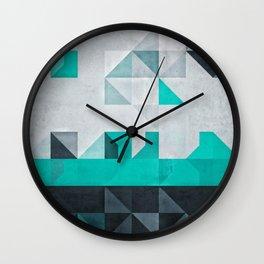 crysopryse lyne Wall Clock