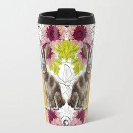 Alicia en los Tropicos by Rehcy Travel Mug