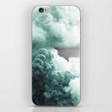 Sea Foam Explosion iPhone & iPod Skin