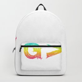 God is Greater Backpack