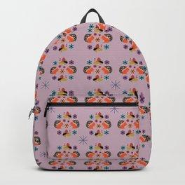Sweet Squirrel Pattern Backpack