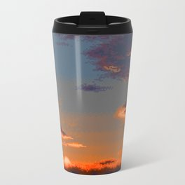 Landscape XL Metal Travel Mug