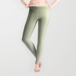 Pratt and Lambert Melon Green 18-28 and Dover White 33-6 Ombre Gradient Blend Leggings