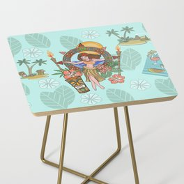 Island delight Side Table