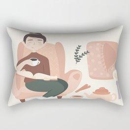 Dear Fall Weekend, Rectangular Pillow