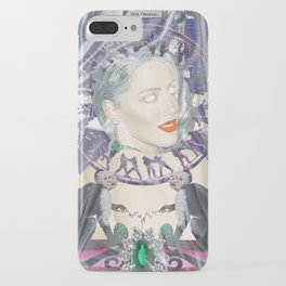Remba and the monkeys iPhone Case
