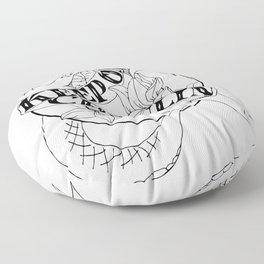 Crawling King Snake Floor Pillow