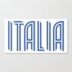 Italia/Italy Canvas Print