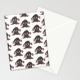 Eyeball Killer Stationery Cards