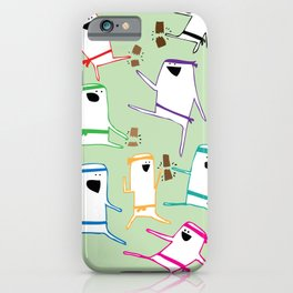Karate iPhone Case