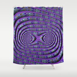 Infinity Shower Curtain
