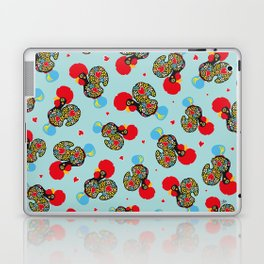Rooster of Barcelos | Portuguese Lucky Charm Laptop & iPad Skin