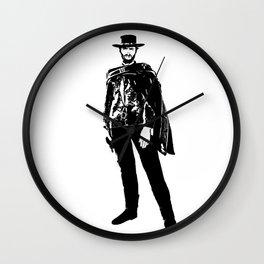 Man With No Name Wall Clock