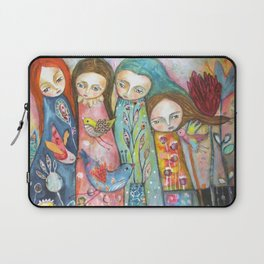 Wonderful Women Laptop Sleeve