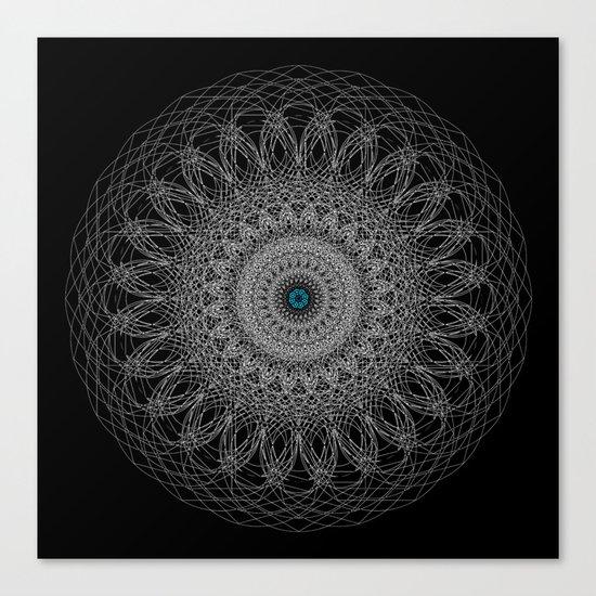 Nexus N°38bis Canvas Print