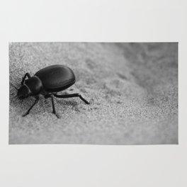 Desert Beetle Rug