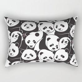 Pandamic Rectangular Pillow