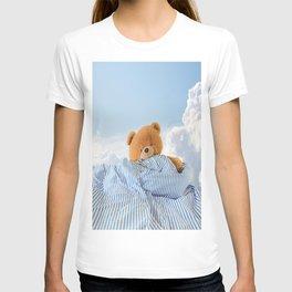 Sweet Dreams - Teddy Bear's Nap #decor #society6 #buyart T-shirt