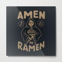 Amen Metal Print