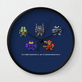 Jaegers Wall Clock