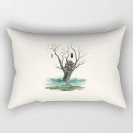 Treehouse of Horror Rectangular Pillow