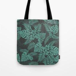 Palm Leaves Pattern 1 Tote Bag