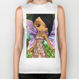 Lil Fairy Princess Biker Tank