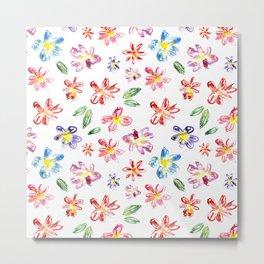 Flower glade Metal Print