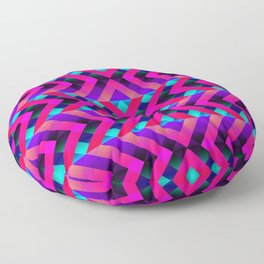 Purple Floor Pillow