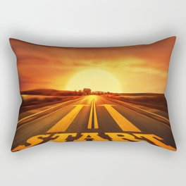 START Rectangular Pillow
