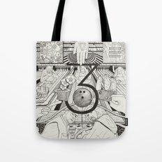 N0.3 Tote Bag